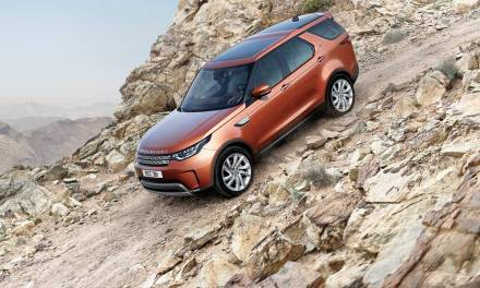 Land Rover Reveals New Discovery