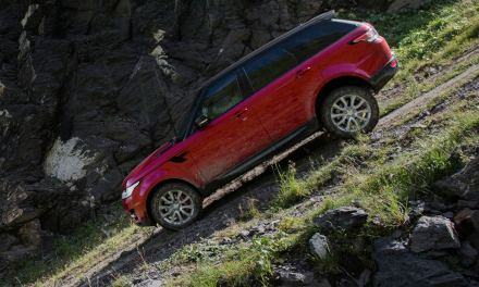 Range Rover Sport Masters Downhill Alpine Ski Challenge