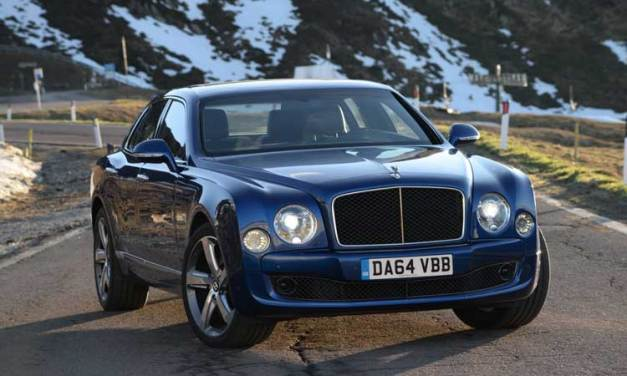 Lago di Como Italy – Bentley Mulsanne  Review