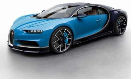 Bugatti Chiron – 2.4 Million Pounds Of Motor Power