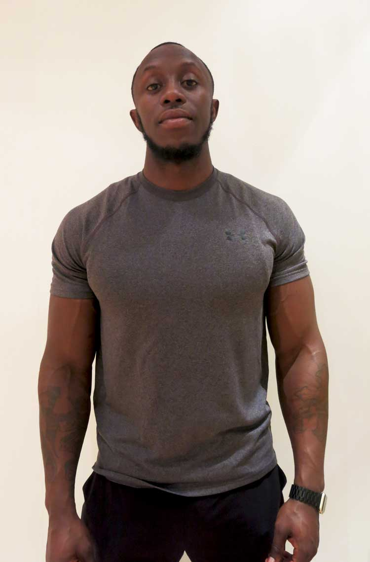 Clifton Goldson - Tips for Year Round Fitness