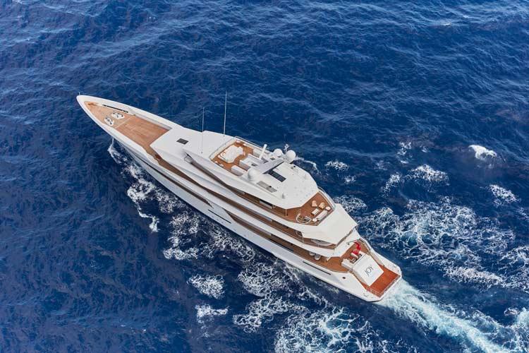Joy - Best Exterior Design & Styling – Motor Yacht above 48m