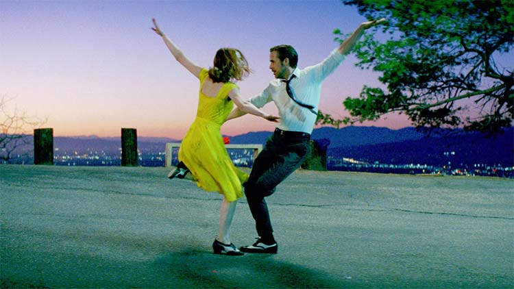 Social Media Reveals Oscars 2017 Winners - la la land