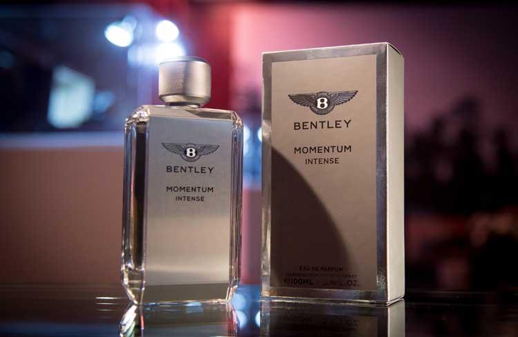 Bentley Momentum intense fragrance