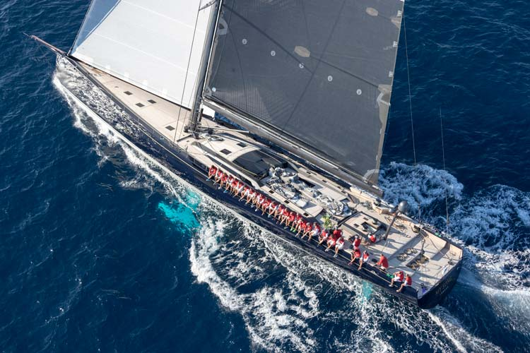 My Song -Best Exterior Design & Styling Sailing Yacht & Most Innovative Sailing Yacht