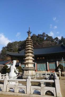 South Korea Woljeongsa Temple Pyeongchnag Winter Olympics 2018 menStyleFashion (15)