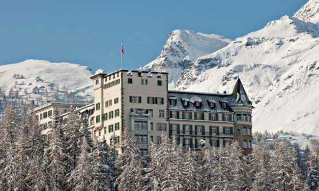 St. Moritz  Switzerland – Ski & Fly To Milan Fashion Week