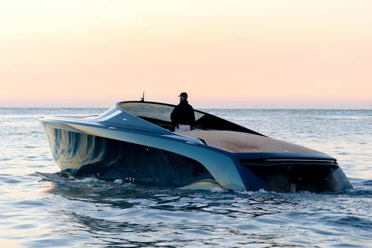 Aston Martin Powerboat Revealed In Monaco
