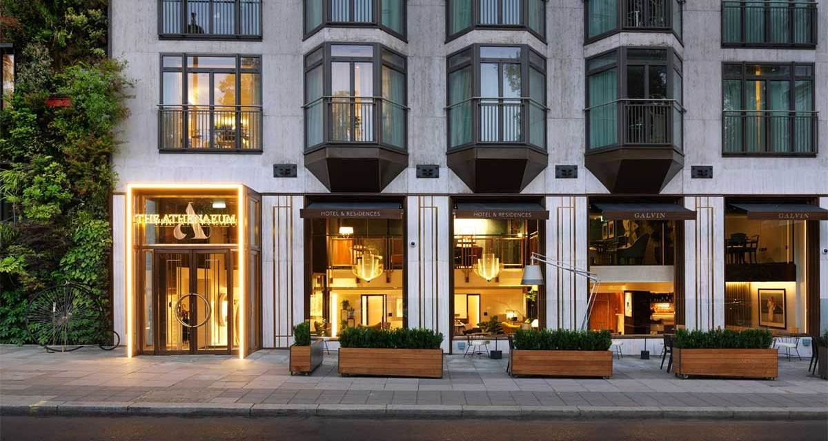 The Athenaeum Hotel & Residences – Luxury Mayfair