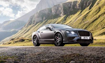 New Bentley Continental Supersports – The World's Fastest Four-Seat Car