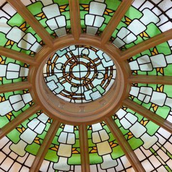 Courthouse Hotel Decor