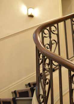 Courthouse Hotel Staircase