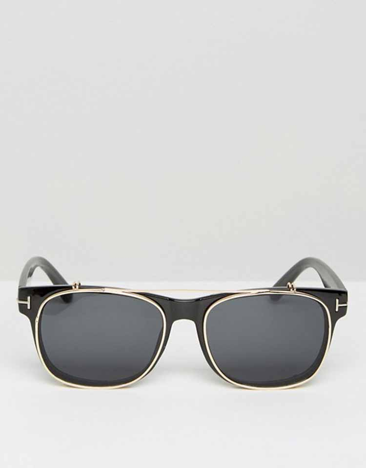 Jeepers Peepers Square Sunglasses