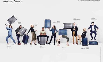 Samsonite's Suitcases – The Serious Traveller