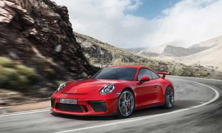 New Porsche 911 GT3 – For Road & Track