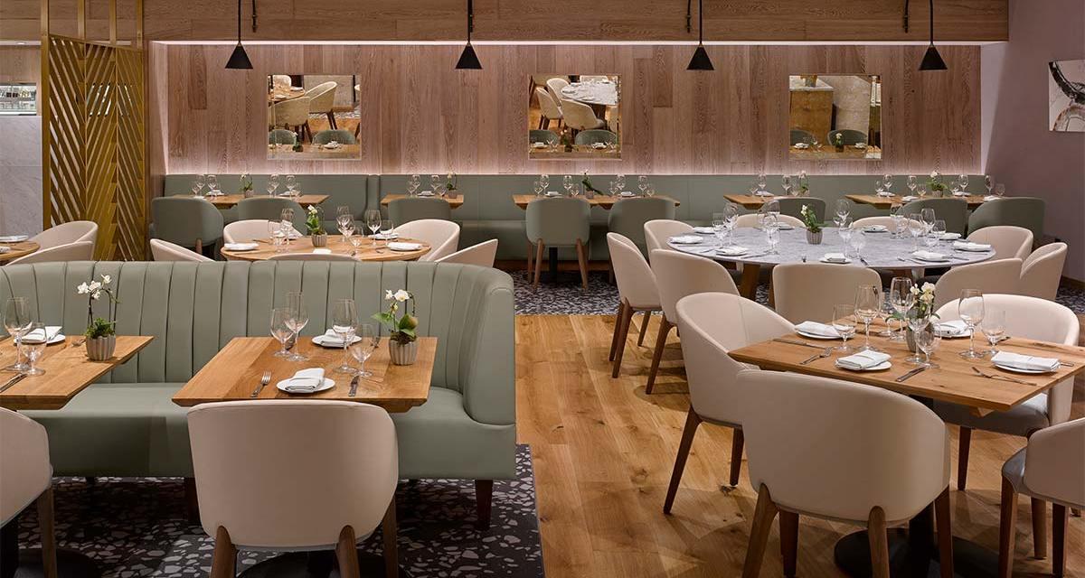 Theo Randall at InterContinental London's Finest Italian Restaurant