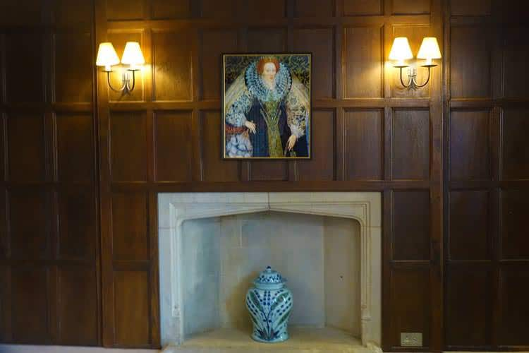 The 11th Century Manor - At Weston On The Green Country House interior