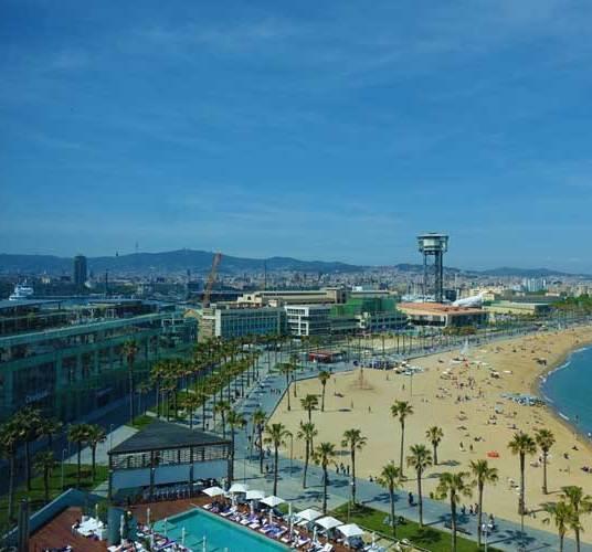 WBarcelona Spain Fabulous Room View MenStyleFashion 2017 (11)