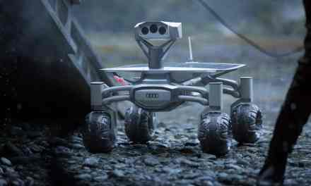 Audi Moon Rover  – Heads To The Moon Literally!