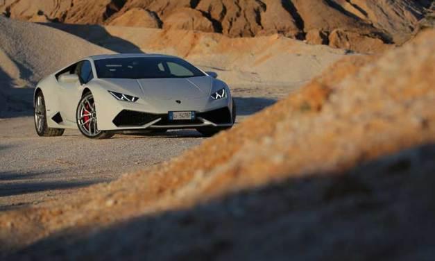 Lamborghini Huracán LP610-4 – Relaunching Of The V10 Review