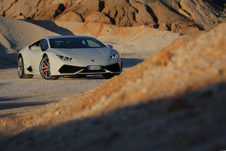 Lamborghini Huracán LP610-4 – Relaunching Of The V10 Review