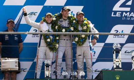Le Mans 24 Hour Race – Ford Performance GoLikeHell Experience