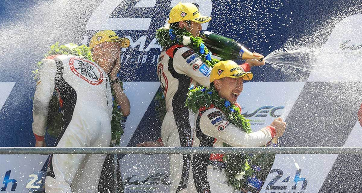 Le Mans 24 Jackie Chan DC Racing – Interview With Oliver Jarvis
