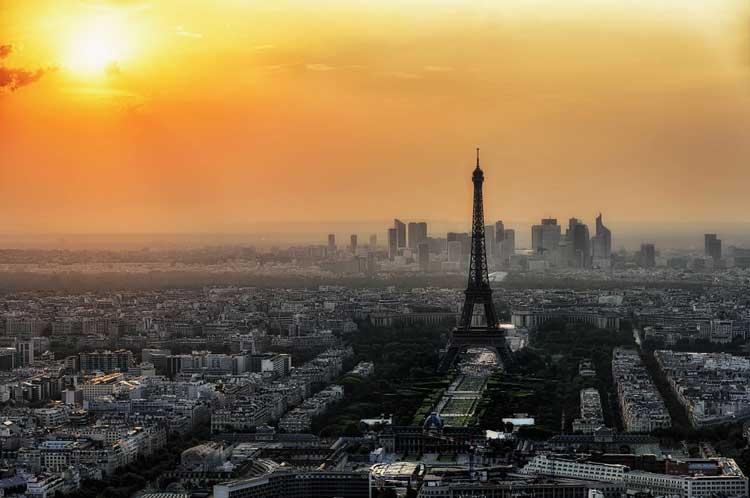 Top European Cities for a Long Weekend - Paris