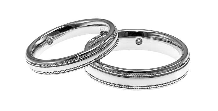 Wedding Bands - Some Popular Metal Choices