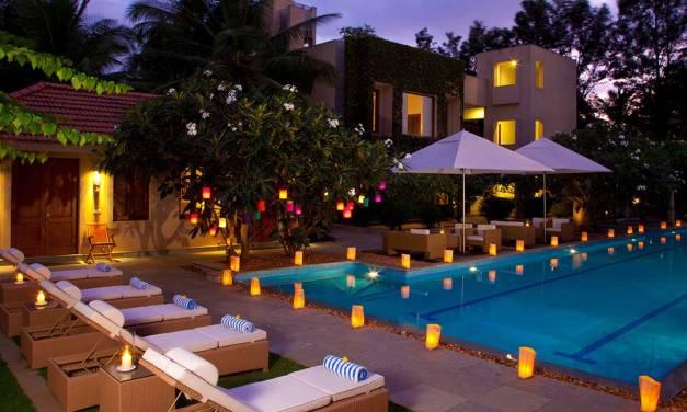 Shreyas Yoga Retreat Bangalore – The Food & Accommodation