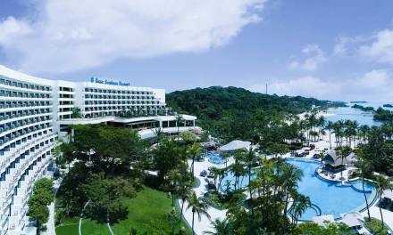 Shangri-La's Rasa Sentosa Resort & Spa – Singapore's Beachfront Hotel
