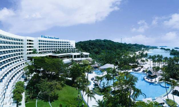 Shangri-La's Rasa Sentosa Resort & Spa – Singapore's Only Beachfront Hotel