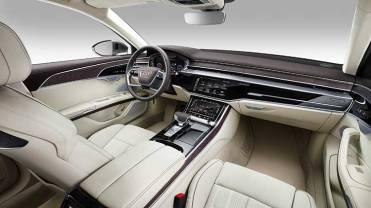 New Audi A8 A8L 2017 (10)