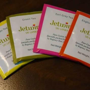 Sunrise By Jetwing Sri Lanka Hotel Review - tea options