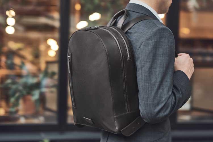 Carl Friedrik - The Luxury Italian Leather Backpack
