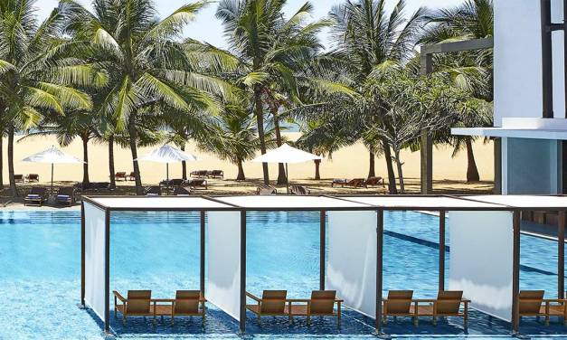 Jetwing Blue Negombo Beach Sri Lanka – Hotel review