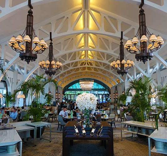 Clifford pier fullerton hotel Singapore review (3)