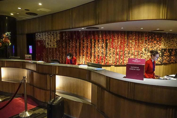 Crowne Plaza Singapore Changi Airport Review