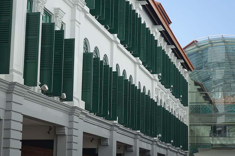 InterContinental Singapore – Peranakan Inspired Design Hotel - review