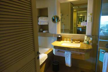 Shangri las rasa sentosa resort Singapore room review (1)