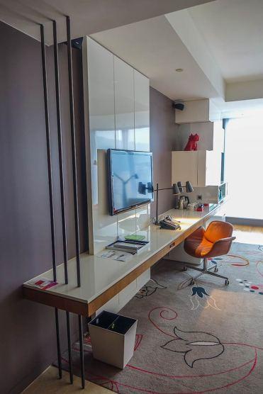 W Taipei hotel review Wonderful room (6)