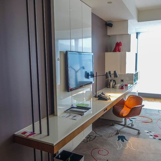 W Taipei - Funky Hotel With View Of 101 Tower - Review
