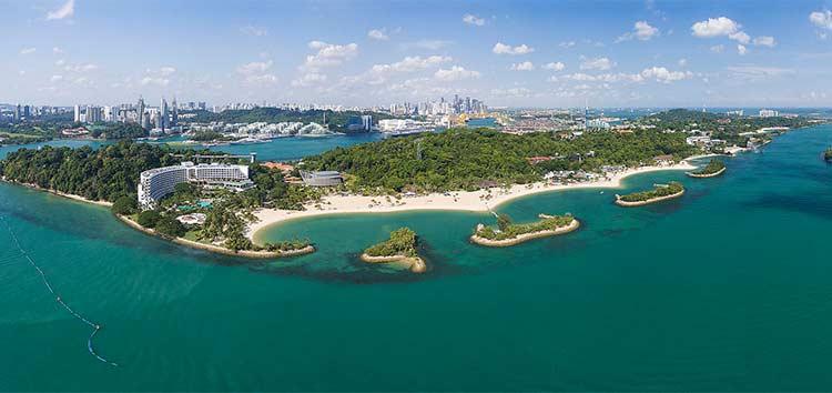 Shangri-La's Rasa Sentosa Resort & Spa - Singapore's Beachfront Hotel - Review