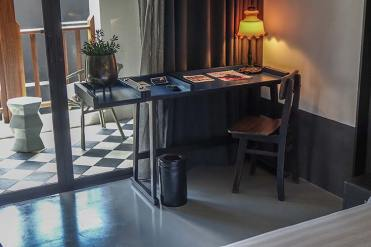 hotel artist ping silhouette chiang mai review (2)