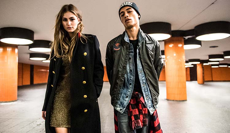 This Is The Jacket - Superdry AW17 Collection