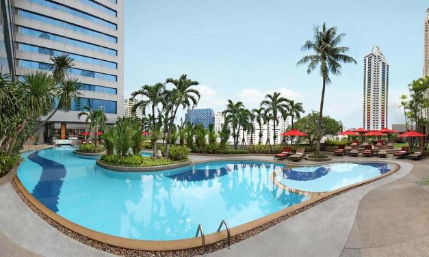 Amari Watergate Bangkok Hotel – Central Cool