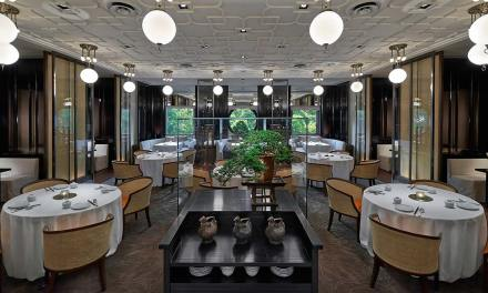 Ya Ge Authentic Chinese Restaurant Mandarin Oriental Taipei