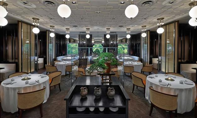 Ya Ge Authentic Chinese Restaurant Mandarin Oriental Taipei