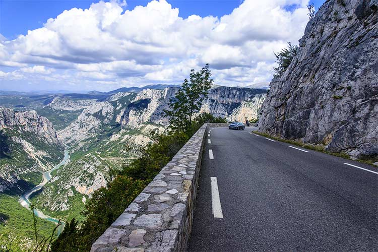 France - Verdon Circuit