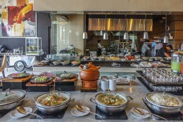 Marriott Executive Apartments Sukhumvit Park Bangkok Hotel review (11)